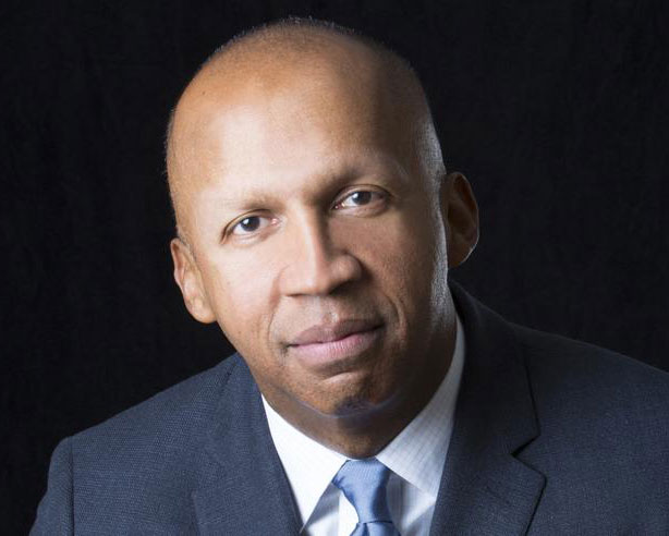Just Mercy author Bryan Stevenson