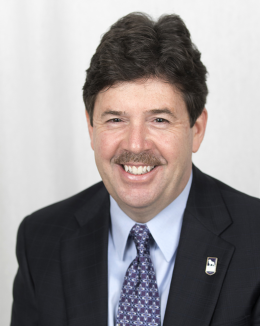 Image of UNA President , Dr. Ken Kitts