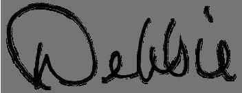 Debbie Shaw signature