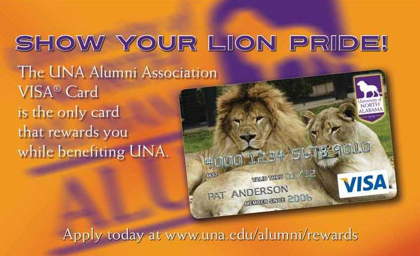 show your lion pride