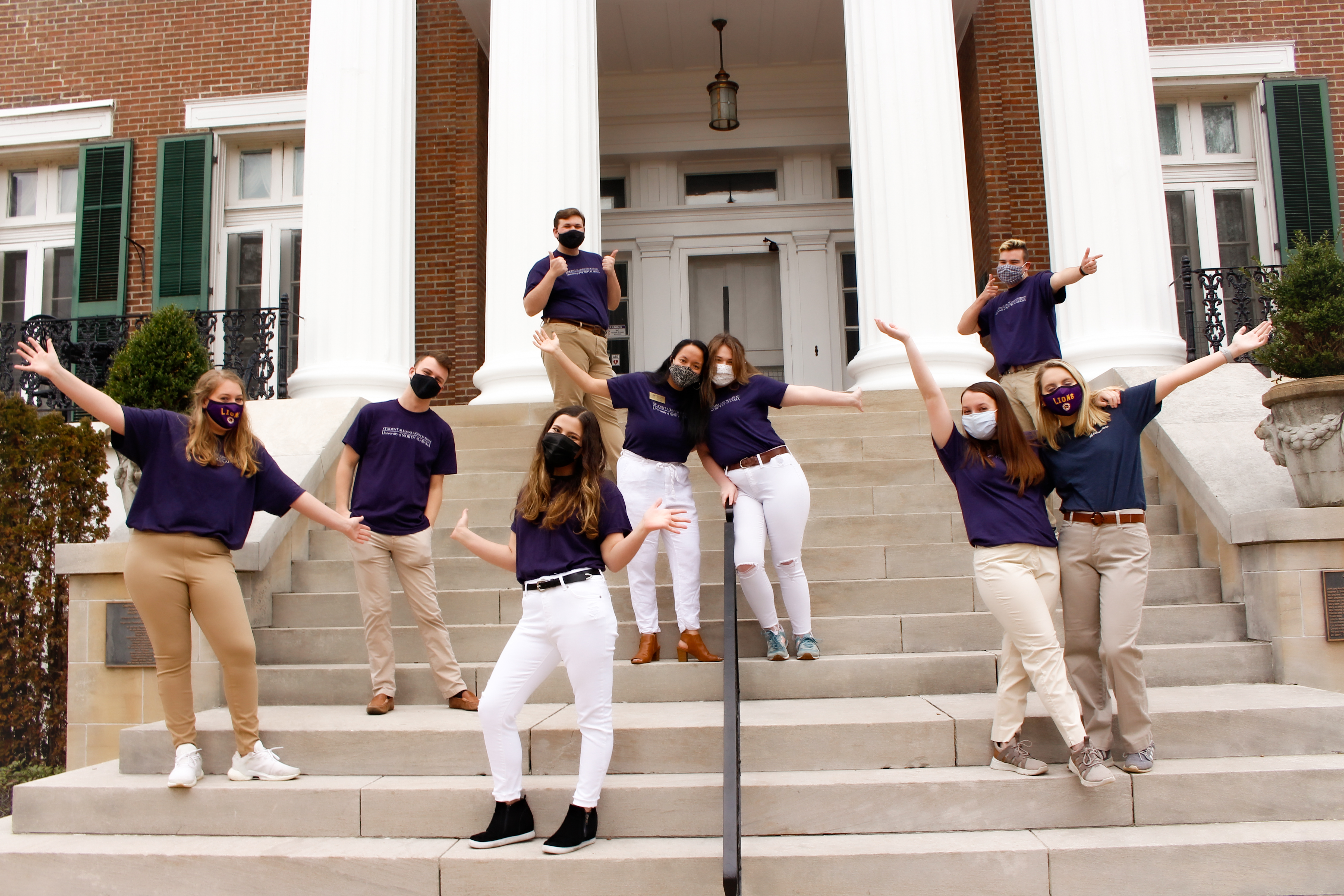 Student Alumni Association Ambassadors