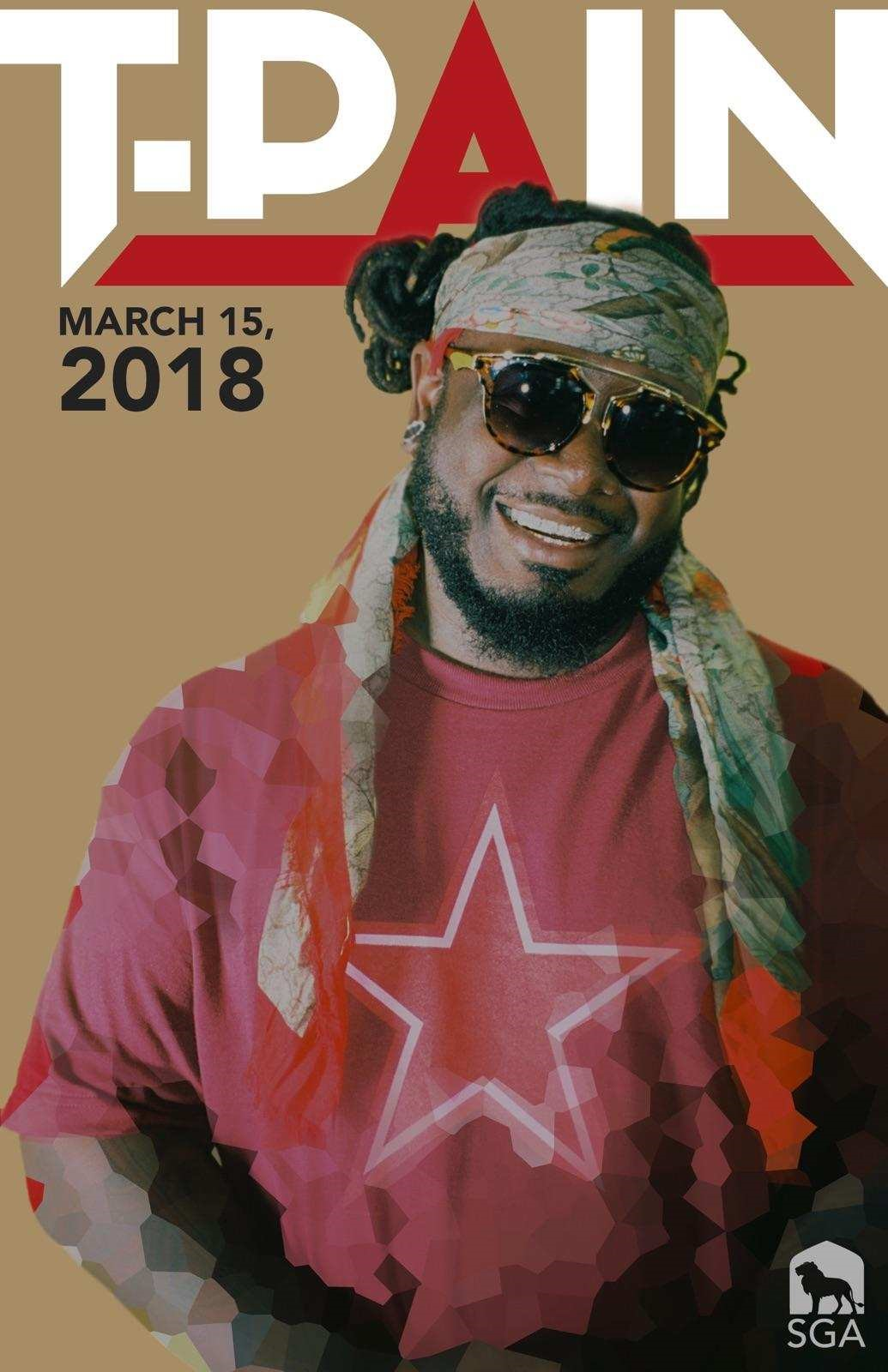 UPC Spring Concert Featuring T-Pain