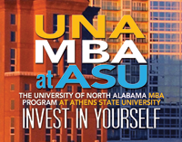 UNA MBA at Athens State