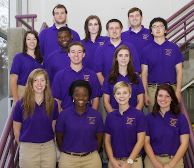UNA College of Business Student Ambassadors
