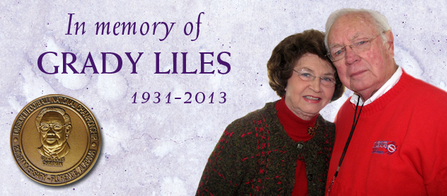 Grady Liles 1931-2013