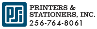 Printers and Stationers, Inc.