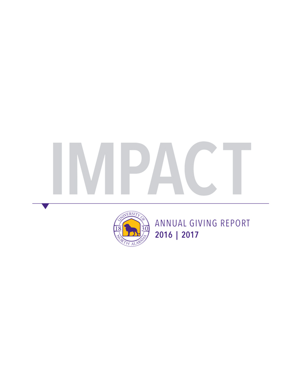 2016 Foundation Annual Giving Report