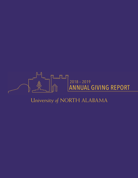 2018 Foundation Annual Giving Report