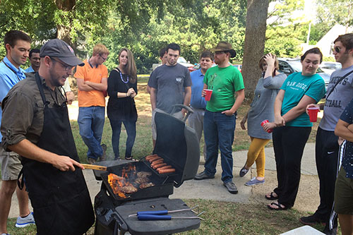 Geography Club Cookout and Meeting