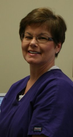 Stephanie Moore, Medical Receptionist
