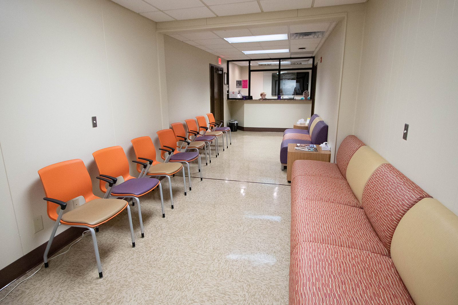 University Health Waiting Area
