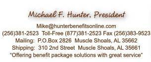Hunter Benefits Group