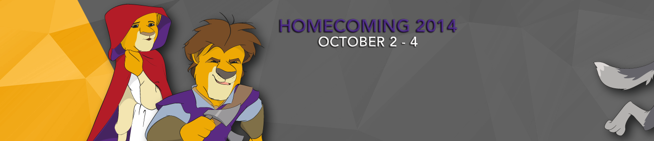 UNA Homecoming 2014: Where Your Story Begins.