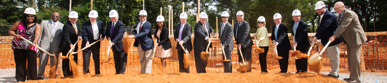 University of North Alabama Breaks Ground On New Residence Halls
