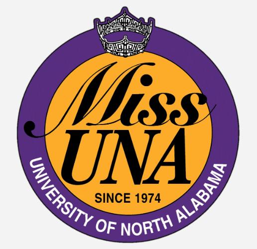 Miss UNA logo 2020
