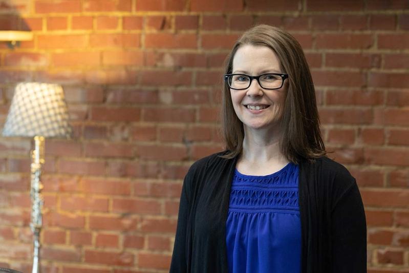 Dr. Megan Merciers - Executive Director of UNA's School of the Arts