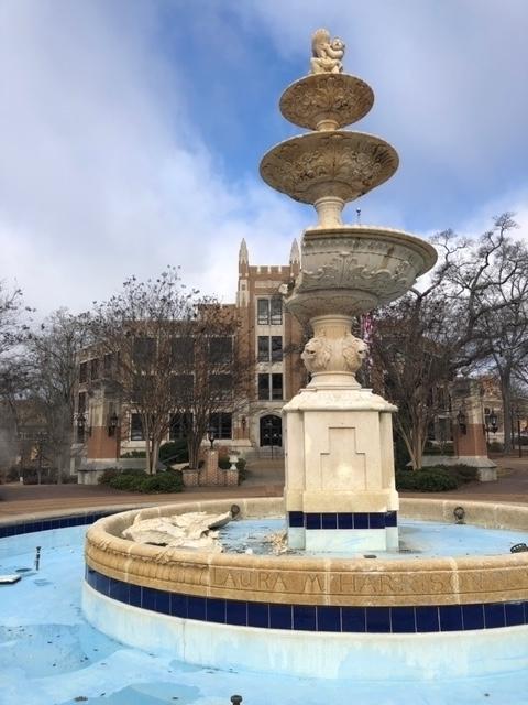 Harrison Fountain