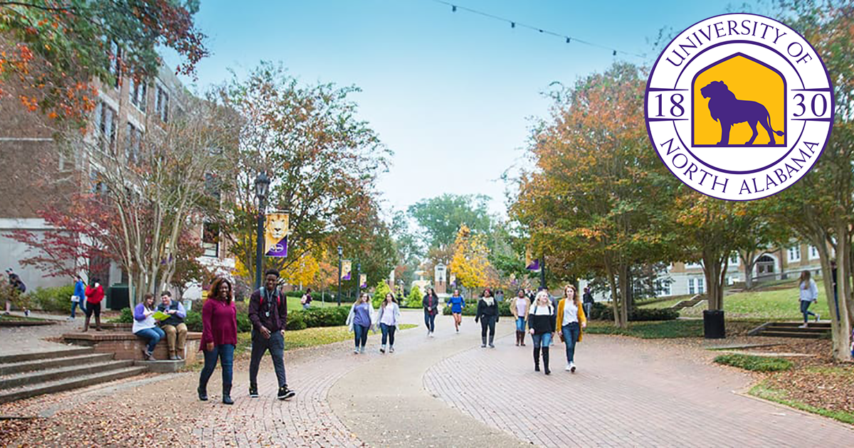 university of north alabama campus map Find Your Way Around Campus University Of North Alabama