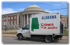Science in Motion Truck
