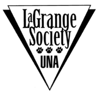Greetings from the LaGrange Society!