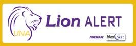 UNA Lion Alert