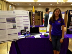 Elly Couch, Math/CS Undergraduate Research Team
