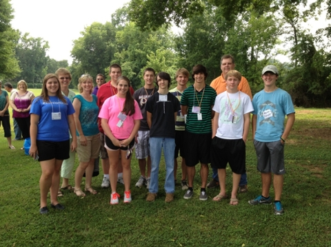 UNA Summer STEM Camp 2013