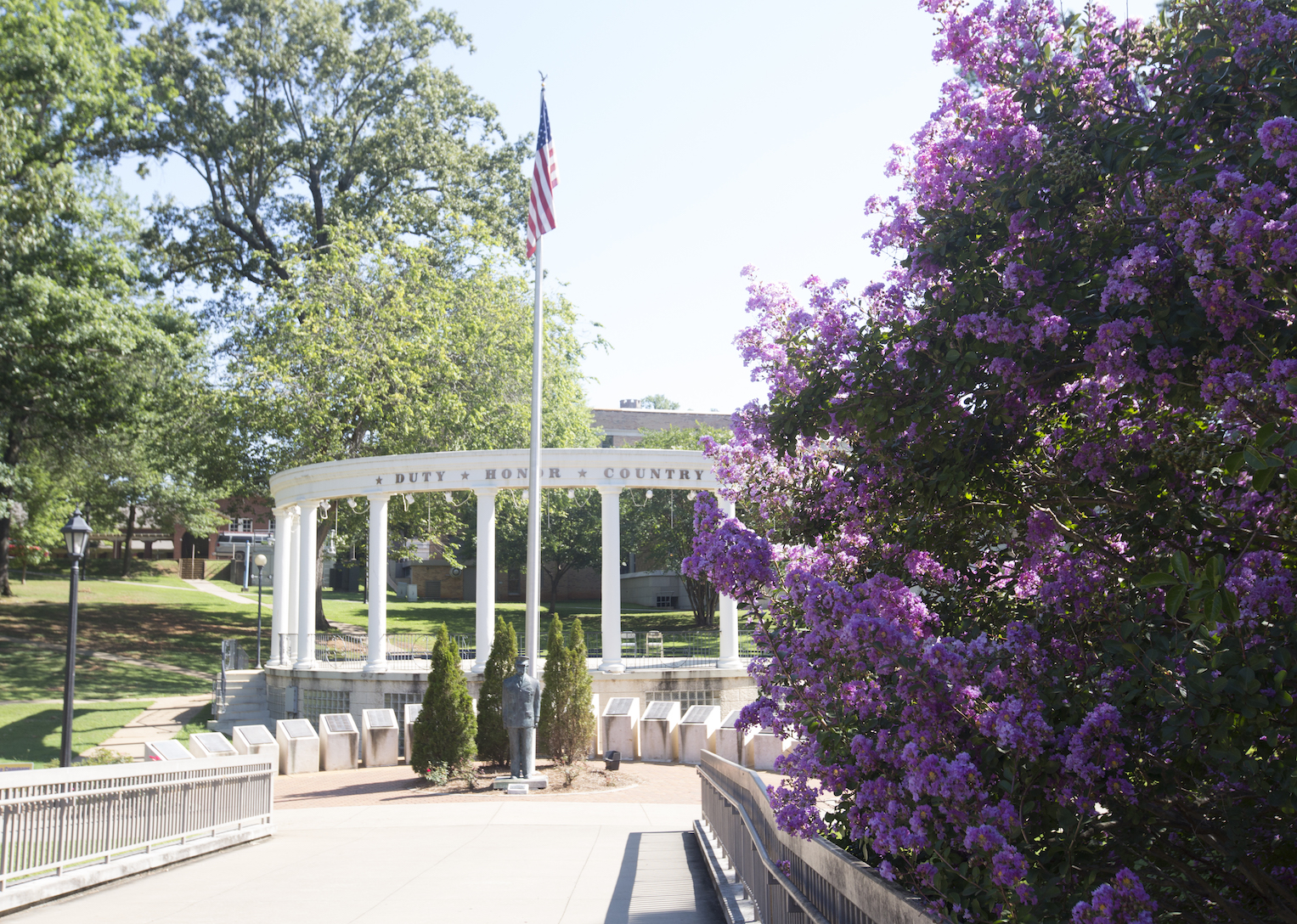 North Alabama Memorial Amphitheater