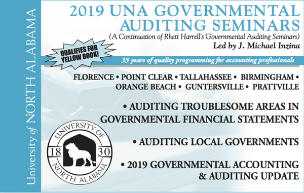 2019 Governmental Auditing