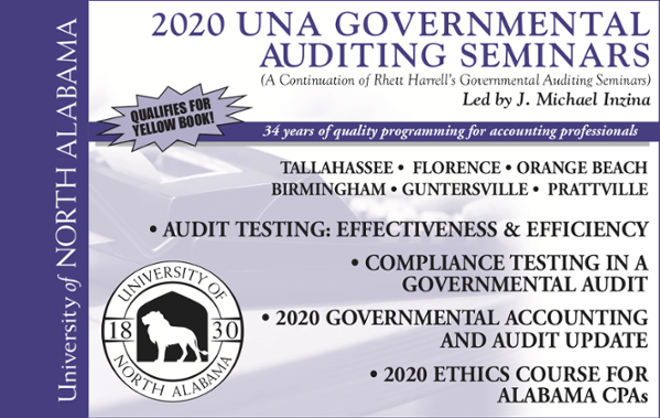 Governmental Auditing Spring 2020