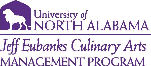 UNA Jeff Eubanks Culinary Arts Management Program Logo