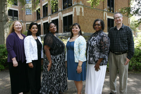 Social Work Faculty Photo