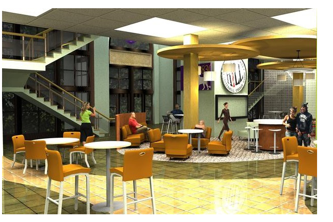 Image of Success Center Lobby