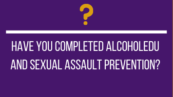 AlcoholEDU and Sexual Assault Prevention