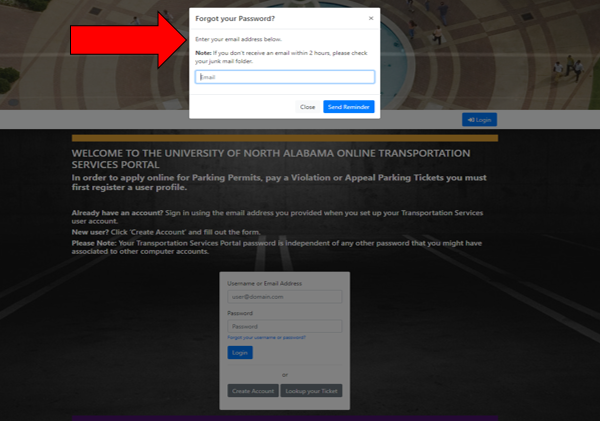 Registration Step 2 screenshot