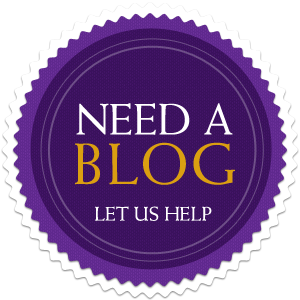 Need a blog? Let us help!