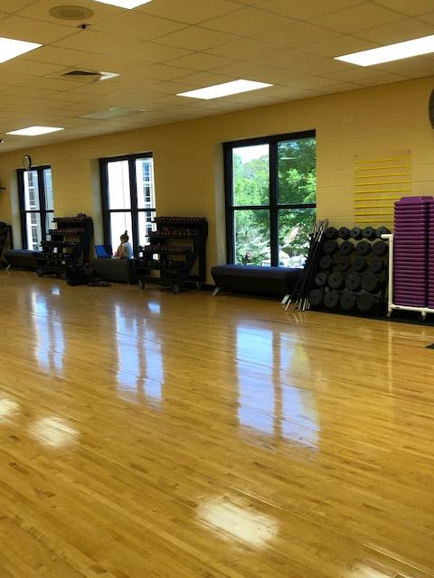 Gyms On Campus | University of North Alabama