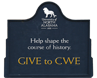 Donate to the Center for Writing Excellence