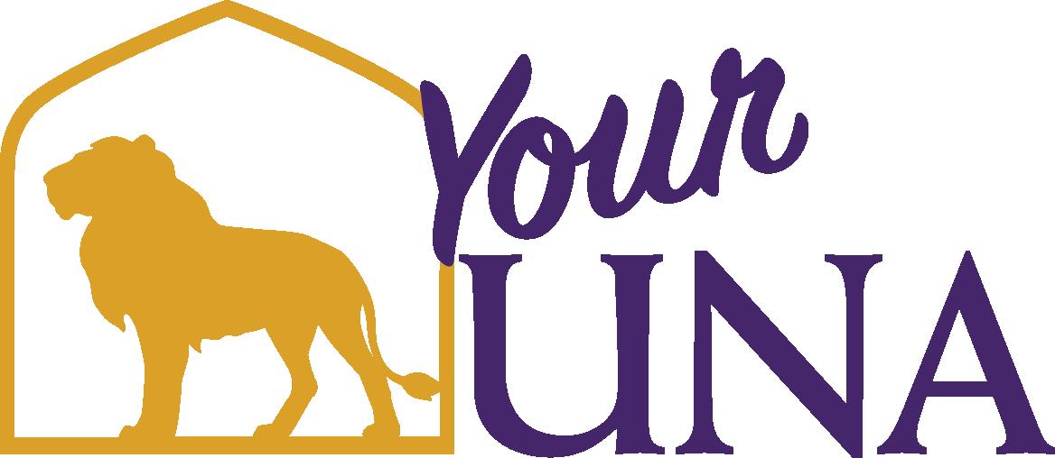 Your UNA logo
